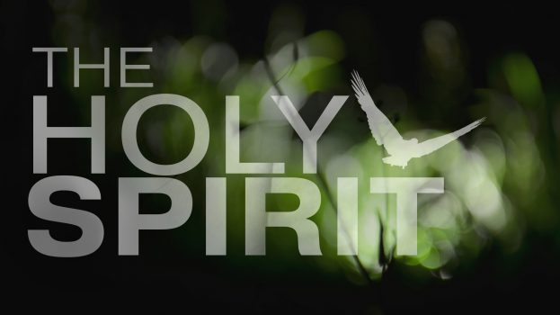 The Holy Spirit - Slide - Title - title only
